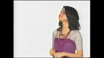 Selena Gomez - Disney Channel Logo