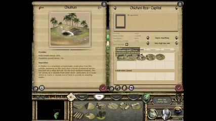Medieval 2 Total War Kingdoms Campaign Mayans Chronicles Part 1