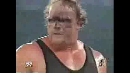 Kane Unmasks On Raw 2oo3
