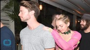 Patrick Schwarzenegger -- New Spring Break Pics .... WITH HIS EX GIRLFRIEND!!
