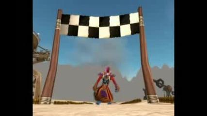 World of Warcraft - Crazy Frog