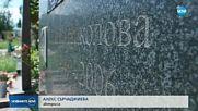 ПАМЕТ НА ВТОРИЧНИ СУРОВИНИ: Вандали посегнаха на гроба на Пепа Николова.