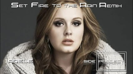 Adele - Set Fire to the Rain (dubstep Remix)