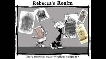 Goth Toons (Rebeccas Realm) 2
