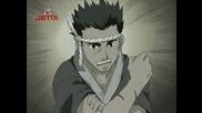 Naruto - Епизод 13 - Тайното Джуцу На Хаку! Ледените Огледала Bg Audio