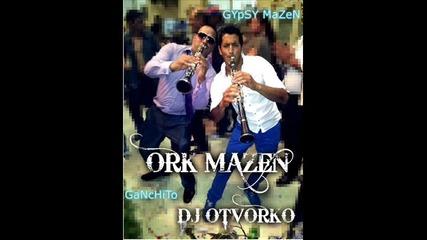 Ork.gypsi Mazen - Kuchek Xashove 2013 Dj Otvorko