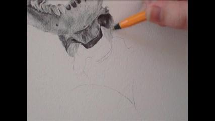Невероятно рисуване с химикалка