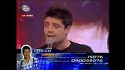 Music Idol - Иван Ангелов Пее Акапелно Иска Ми Се Да Живея И Да Пея За Да Се Спаси!09.04.2008
