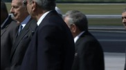 Cuba: Pope arrives in Havana for historic meeting with Patriarch Kirill