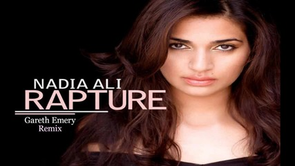 Nadia Ali - Rapture Gareth Emery Remix Hd