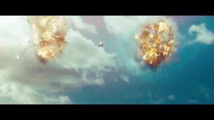 Battleship - Бойни кораби 2о12 + бг субтитри 3/3 с участието на Риана
