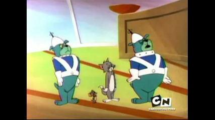 Tom And Jerry - Planet Of The Dogs