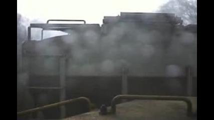 Торнадо Срещу Влак