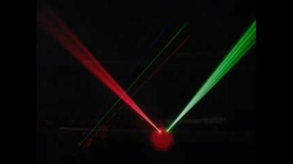 Зелен Лазер, Син Лазер И Червен Лазер