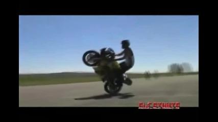 Freestyle Super Bike
