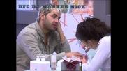Анжи и Радо са във фризьорския салон Big Brother Family 22.04.2010