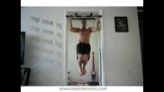 Mike Executes 1000 pullups
