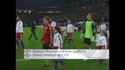 """Байерн"" (Мюнхен) спечели дербито срещу ""Хамбургер"" с 3:0"