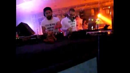 Ugo and Piatto Kiev Godskitchen 10 (12.12.2009)