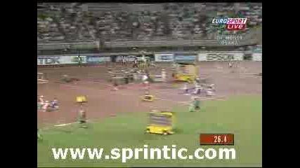 400m H Kerron Clement (usa) 47.61 final Osaka