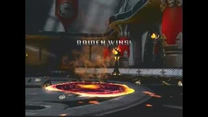 Mortal Kombat Vs Dc Mk Chapter 7 - Raiden
