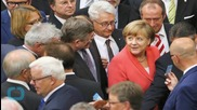 Germany Backs Athens While Tsipras Cleans House