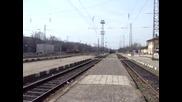Товарен влак c 45 186 пристига на Димитровград