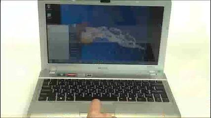 Видео Ревю Sony Vaio Y Series