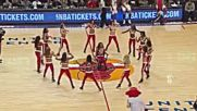 Chicago Bulls Cheerleader Surprised With Marriage Proposal Freestyle Film Menejer 2016 Hd
