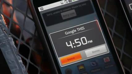Android, Htc Surround, Iphone 4 Огнен тест