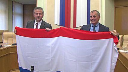 Russia: Sanctions against Russia 'don't lead anywhere' – Italian legislator in Crimea