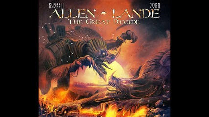 Allen/lande - Come Dream With Me (2014)