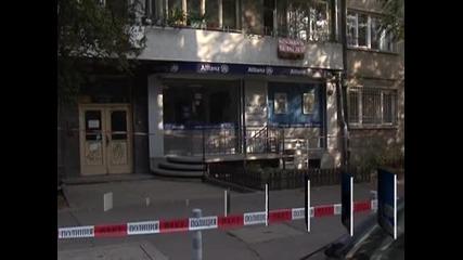 Обир на застрахователен офис в центъра на София, похитителите са избягали