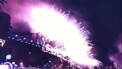 Нова Година 2011 в Сидни!