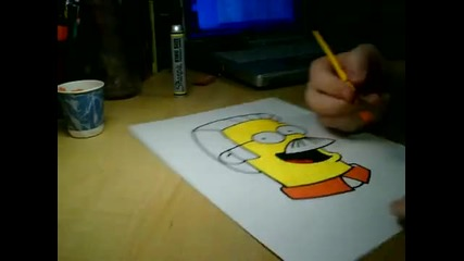 Matt Can Draw - Ned Flanders