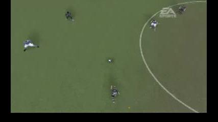 Fifa 2008 edin 4udesen gol