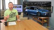 Ford Focus Rs Horsepower, New Jaguar Xf Teased, Mclaren 570s - Fast Lane Daily