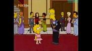 Семейство Симпсън - Къщата На Ужасите 14 С15е01