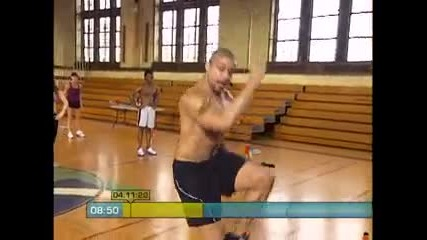 09 - Max Interval Plyo Insanity 60 days workout