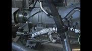 Водородното Bmw 7. Тест на водородния двигател.