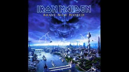 Iron Maiden - The Nomad + Lyrics