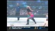 TORRIE WILSON vs. VICTORIA (Michelle McCool se zavra6ta!)
