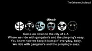 Hollywood Undead - Pimpin' [ Lyrics ]