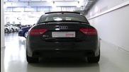 Audi Rs5 - Start engine
