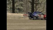 Малко каране с форд пума на играта Colin Mcrae!