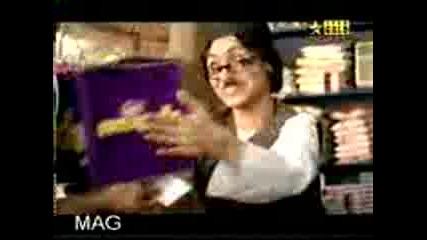 Рани Мукарджи - Nestle Munch 2004
