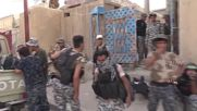 Iraq: Army continues to clear Fallujah of remaining IS fighters