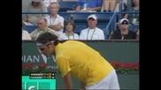 """Федерер, Джокович и Раонич се класираха за трети кръг в """"Indian Wells"""""""