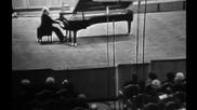 Artur Rubinstein - Chopin - Impromptu in G flat major Op 51