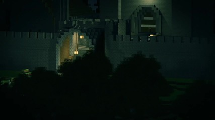 Cube Land - A Minecraft Music Video - Original Song by Laura Shigihara (pvz Composer)